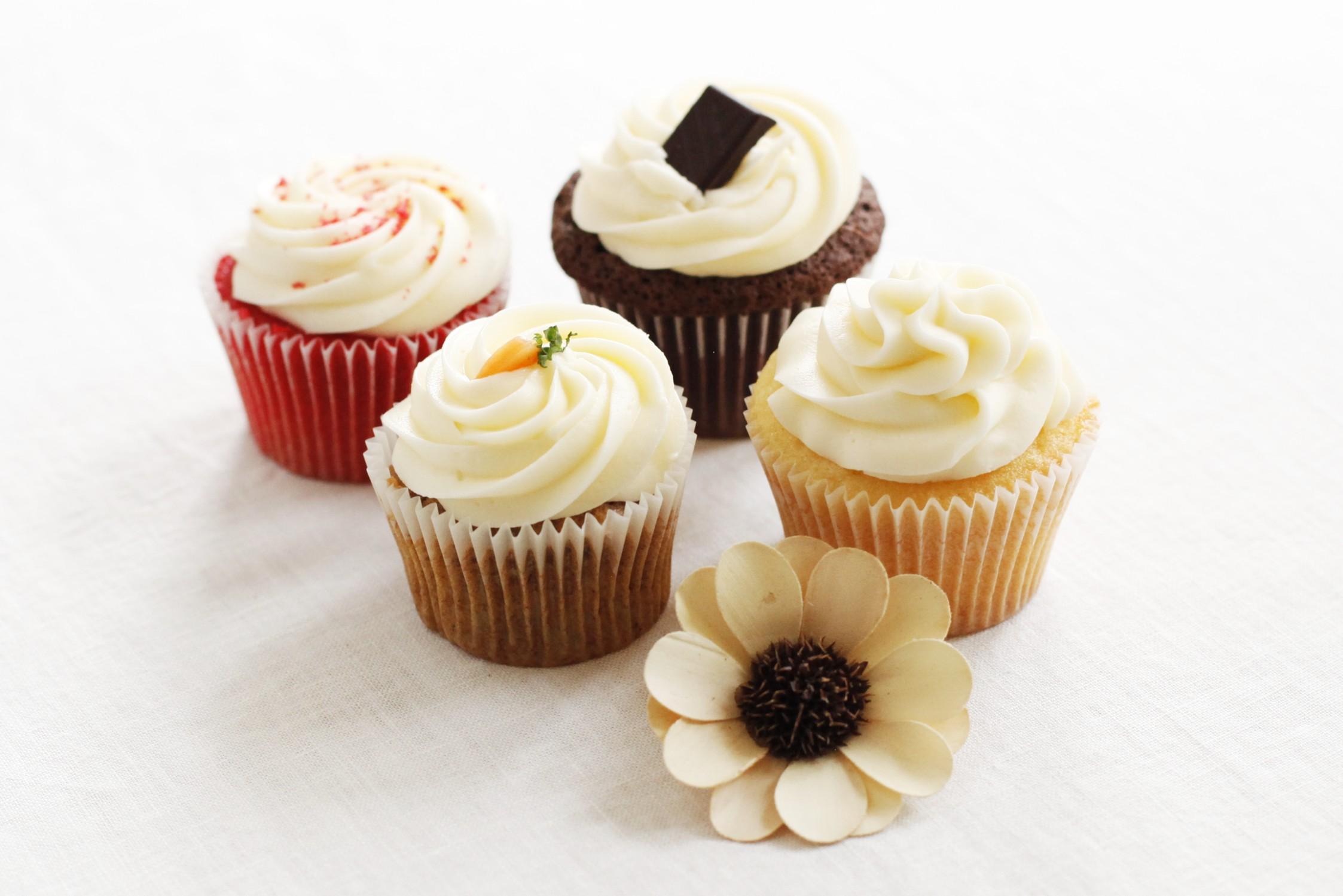 Mix Variety Cupcakes